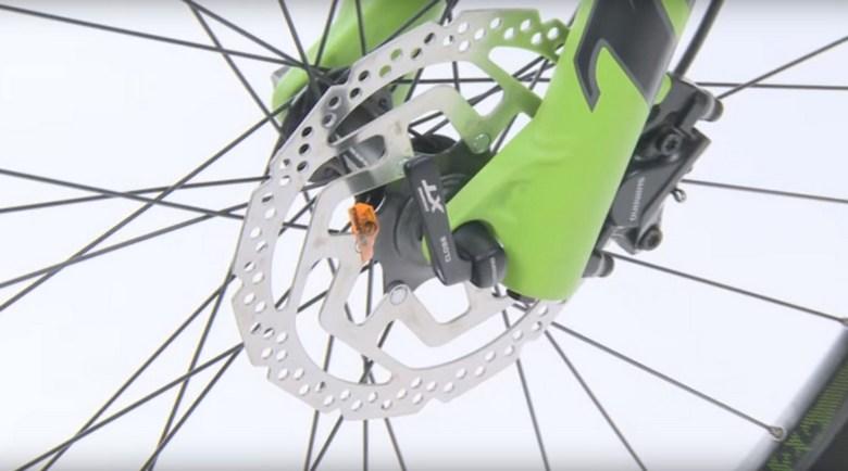 гидравлические тормоза на велосипед фото 1