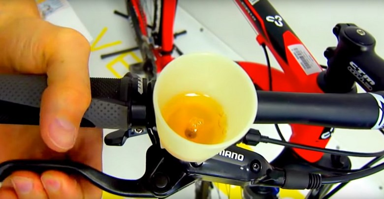 прокачка гидравлических тормозов на велосипеде фото 2