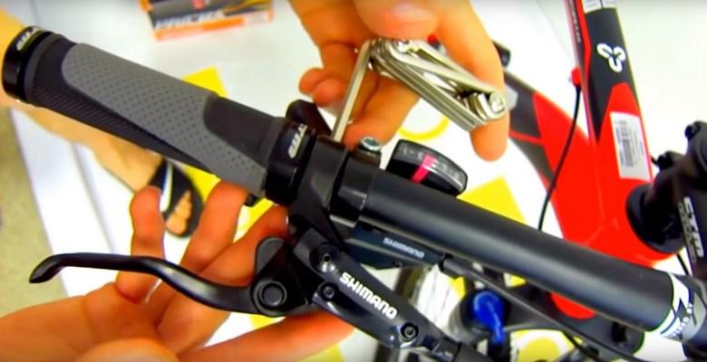 прокачка гидравлических тормозов на велосипеде фото