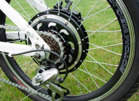 велосипед с мотором своими руками фото 1