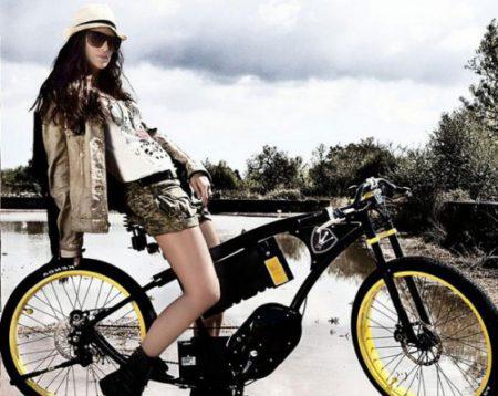 мотор колесо для велосипеда фото 1