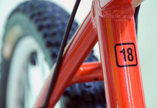 размер рамы велосипеда фото 1