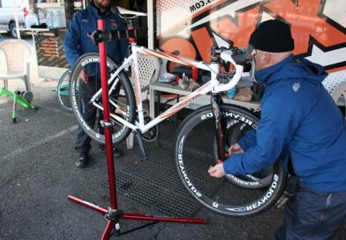 как отремонтировать велосипед фото