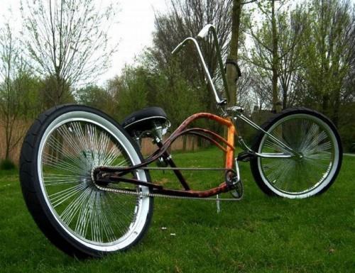 тюнинг велосипеда фото 1