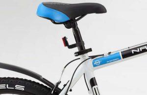 Сиденье велосипеда