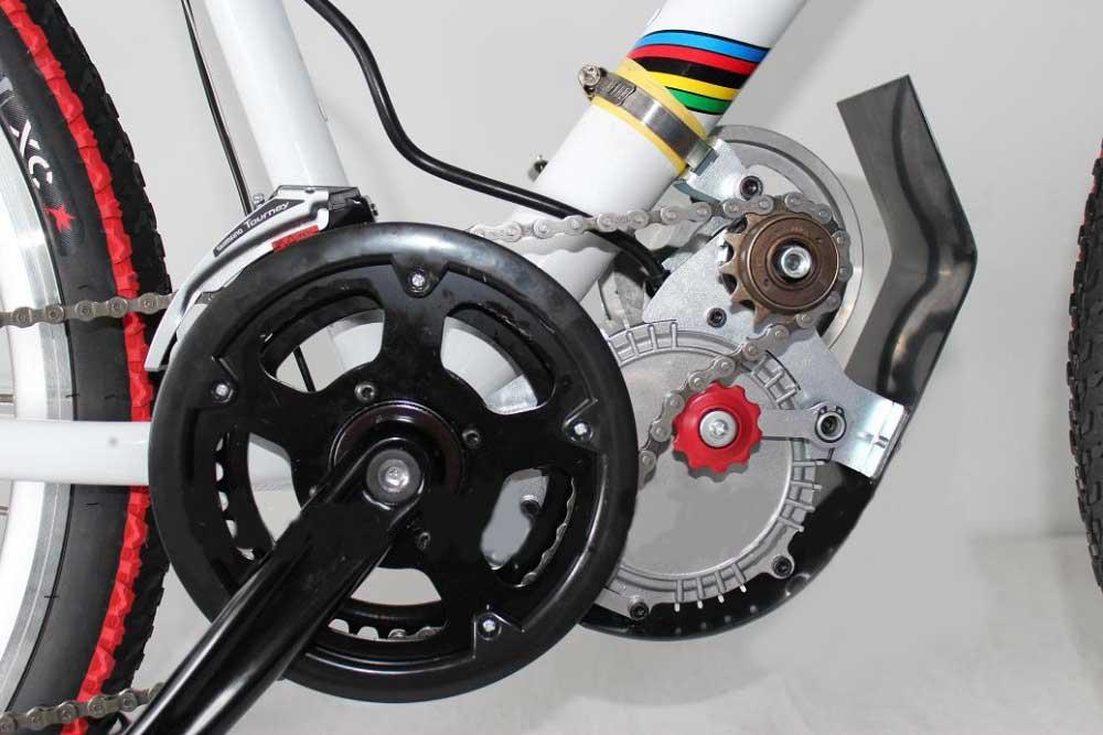 электромотор для велосипеда фото 1