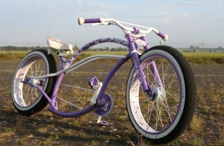 тюнинг велосипеда фото 4