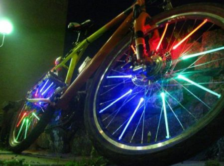 тюнинг велосипеда в домашних условиях фото