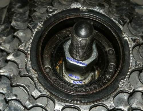 ремонт втулки заднего колеса велосипеда фото 2