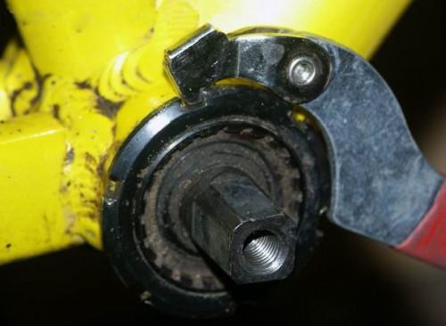 ремонт каретки велосипеда фото 2
