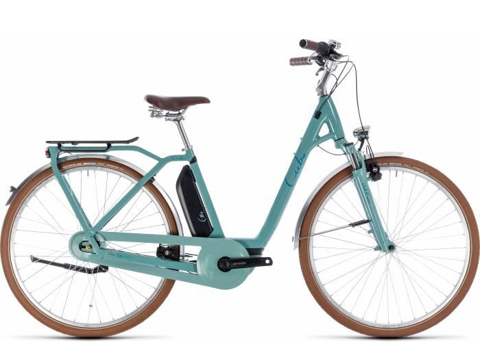 женский велосипед cube фото 1