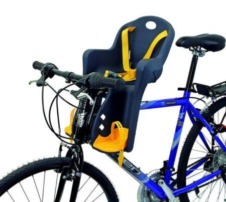 сиденье детское на велосипед фото 1