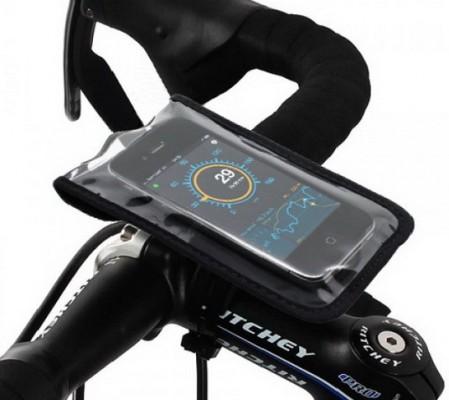 держатель для смартфона на велосипед фото 1