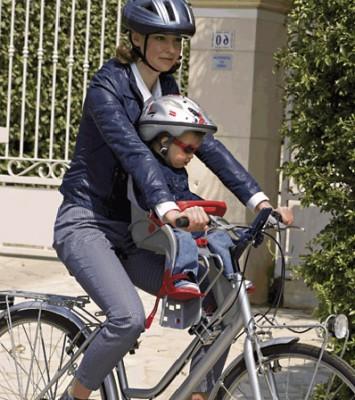 детское сиденье для велосипеда на раму фото 1
