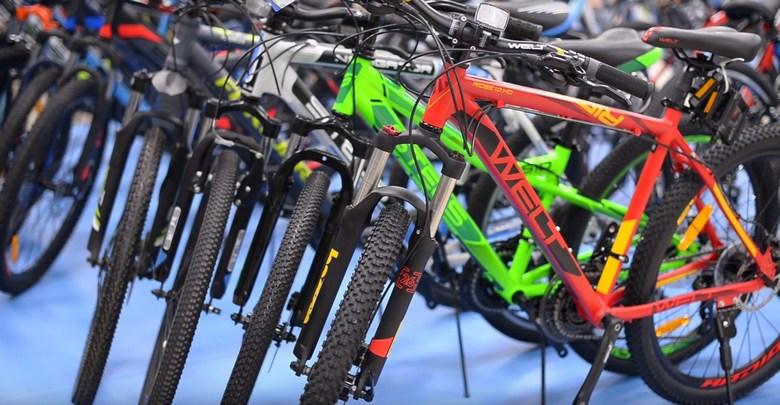 выбор горного велосипеда фото