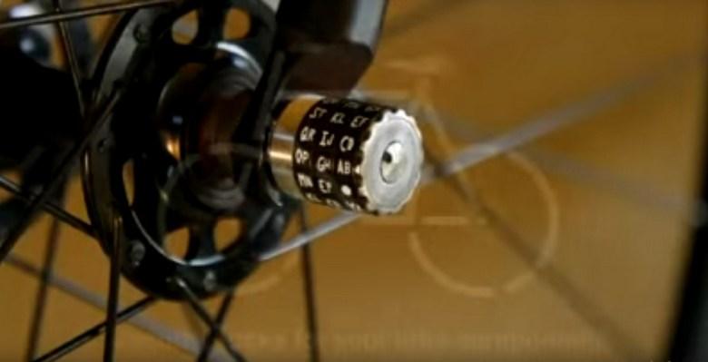 противоугонный замок на велосипед фото 2