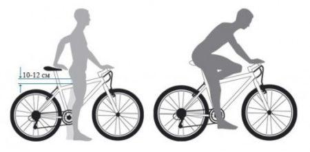 ростовка рамы горного велосипеда фото 1