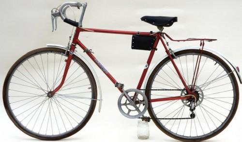 турист велосипед фото