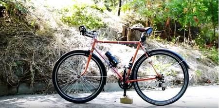 фото велосипеда турист
